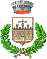 Photo of Sorano coat of arms