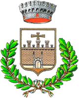 Photo of Sorano coat of arms